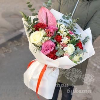 Купить 101 цветы дешево пермь